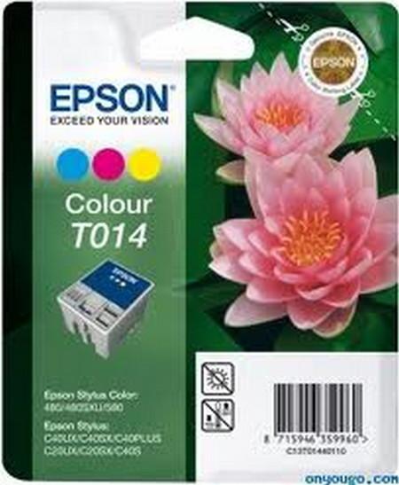 Comprar cartucho de tinta C13T01440110 de Epson online.
