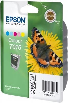 Comprar cartucho de tinta C13T01640110 de Epson online.