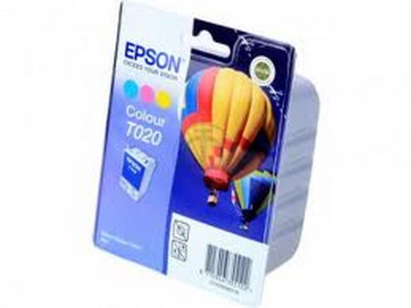 CARTUCHO DE TINTA COLOR 35 ML EPSON T020