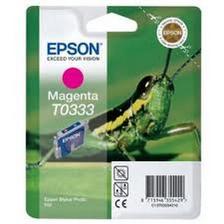 Comprar cartucho de tinta C13T03334010 de Epson online.