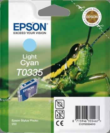 Comprar cartucho de tinta C13T03354010 de Epson online.