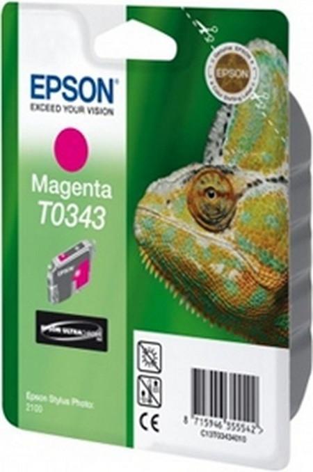 Comprar cartucho de tinta C13T03434010 de Epson online.