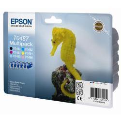 Cartucho de Tinta Colores 78 ml Epson T0487