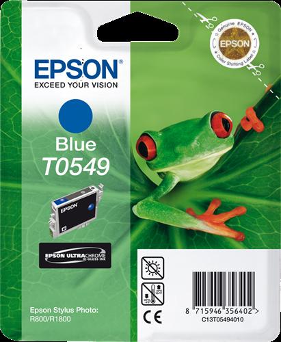 Cartucho de Tinta Azul T0549