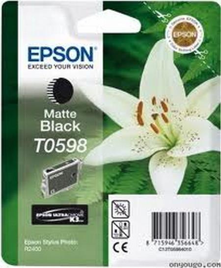 Comprar cartucho de tinta C13T05984010 de Epson online.