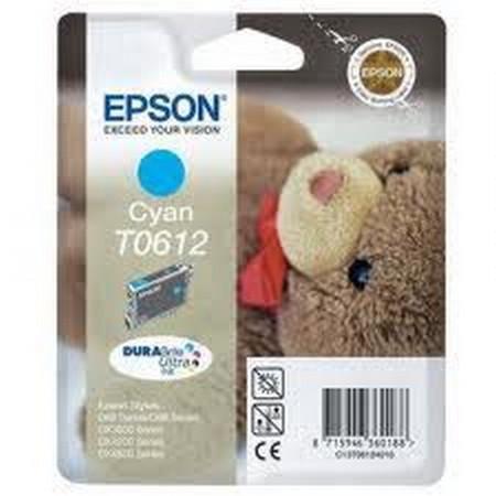 Comprar cartucho de tinta C13T06124010 de Epson online.