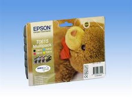 Cartucho de Tinta Rainbow Pack Epson T0615