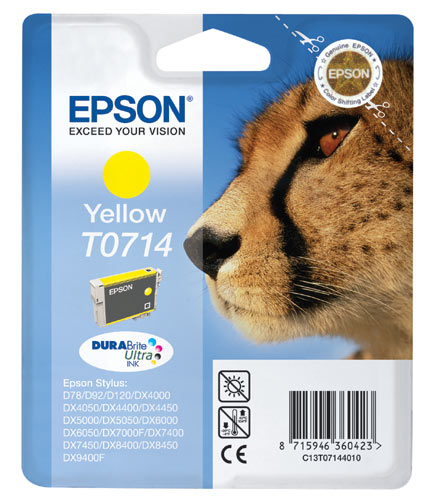 Comprar cartucho de tinta C13T07144011 de Epson online.