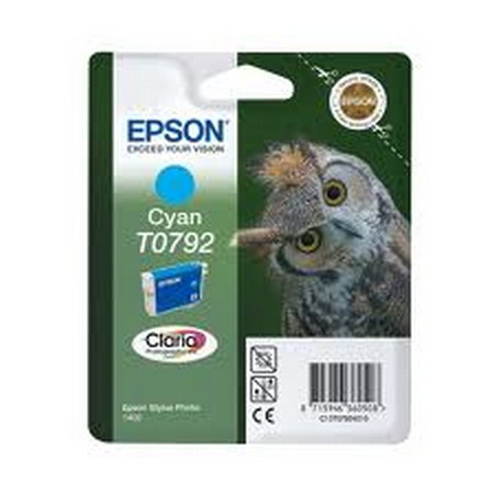Cartuchos de tinta CARTUCHO DE TINTA CIAN EPSON T0792