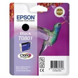 Cartucho de tinta CARTUCHO DE TINTA NEGRO EPSON T0801