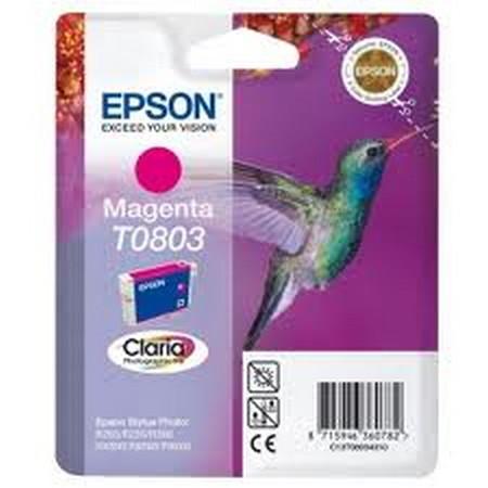 Cartucho de tinta CARTUCHO DE TINTA MAGENTA EPSON T0803
