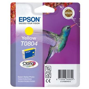 Comprar cartucho de tinta C13T08044011 de Epson online.