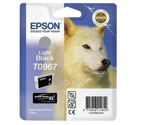 Cartuchos de tinta CARTUCHO DE TINTA GRIS EPSON T0967