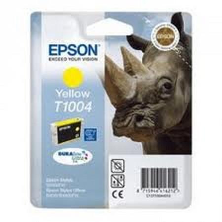 Cartuchos de tinta CARTUCHO DE TINTA AMARILLO EPSON T1004