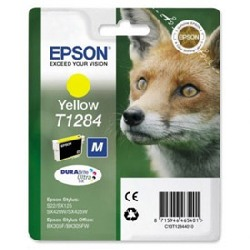 Cartuchos de tinta CARTUCHO DE TINTA AMARILLO EPSON T1284