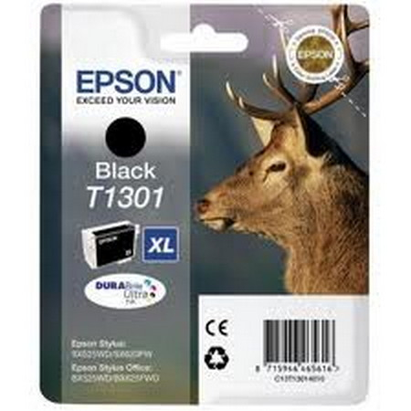 Cartuchos de tinta CARTUCHO DE TINTA NEGRO 2540 ML EPSON T1301