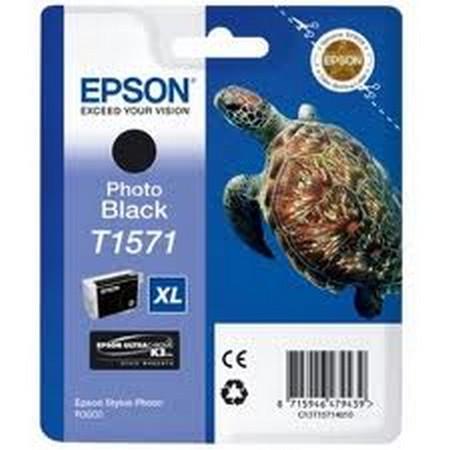 Cartucho de tinta CARTUCHO DE TINTA NEGRO FOTO 259 ML EPSON T1571