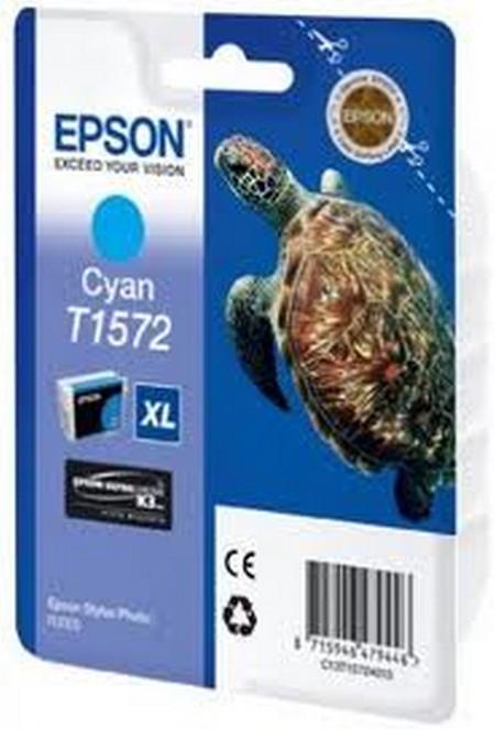 Cartucho de tinta CARTUCHO DE TINTA CIAN 259 ML EPSON T1572