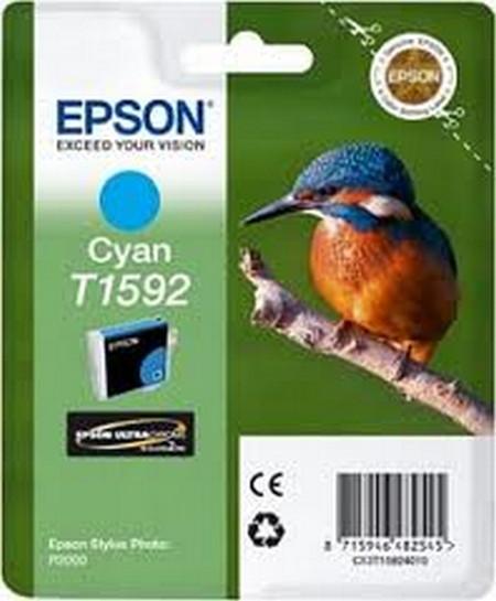 Cartuchos de tinta CARTUCHO DE TINTA CIAN 17 ML EPSON T1592