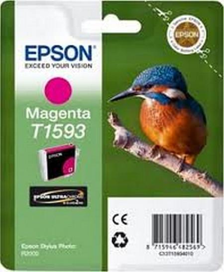 Cartuchos de tinta CARTUCHO DE TINTA MAGENTA 17 ML EPSON T1593