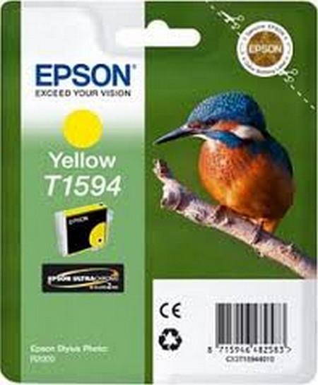 Cartuchos de tinta CARTUCHO DE TINTA AMARILLO 17 ML EPSON T1594