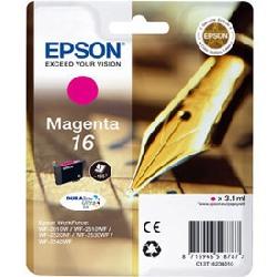 Cartucho de tinta CARTUCHO DE TINTA MAGENTA EPSON 16 - (T1623)