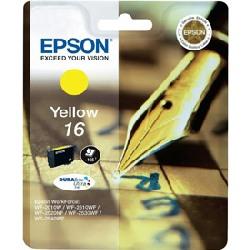 Cartucho de tinta CARTUCHO DE TINTA AMARILLO EPSON 16 - (T1624)