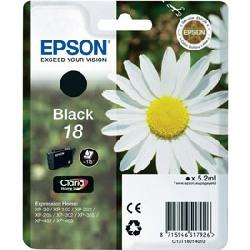 Cartucho de tinta CARTUCHO DE TINTA NEGRO CLARIA HOME EPSON 18 - (T1801)