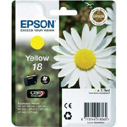 Comprar cartucho de tinta C13T18044010 de Epson online.