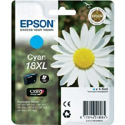 Comprar cartucho de tinta alta capacidad C13T18124010 de Epson online.