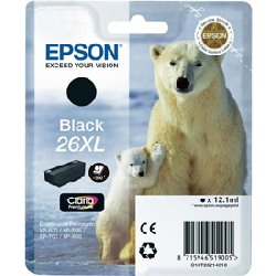 Comprar cartucho de tinta C13T26214010 de Epson online.