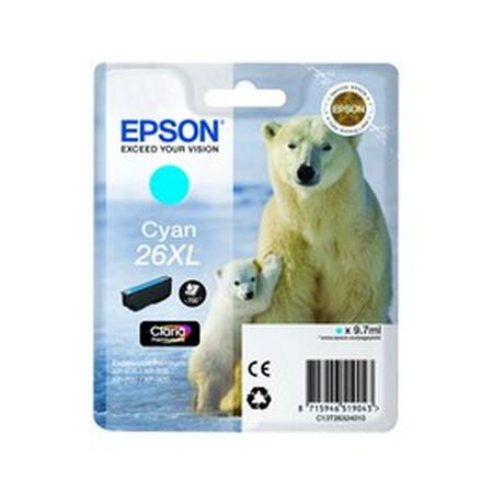 Comprar cartucho de tinta C13T26324010 de Epson online.