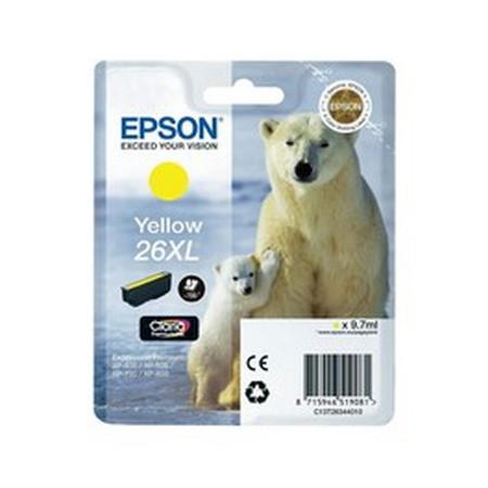 Comprar cartucho de tinta C13T26344010 de Epson online.