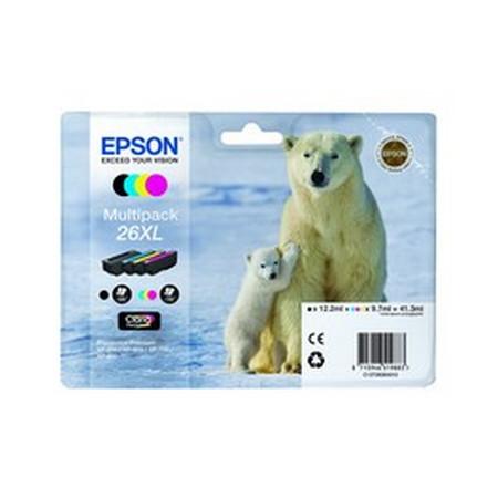 Comprar cartucho de tinta C13T26364010 de Epson online.