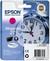 CARTUCHO DE TINTA MAGENTA 3.6 ML EPSON 27 - (T2703)