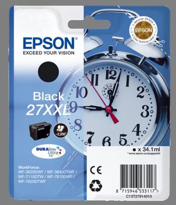 Comprar cartucho de tinta alta capacidad C13T27914010 de Epson online.