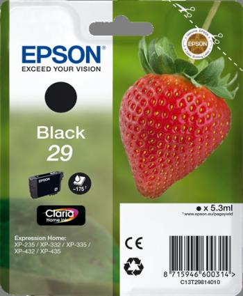 Comprar cartucho de tinta C13T29814010 de Epson online.