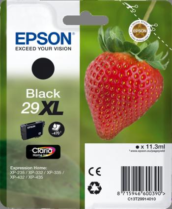 Cartucho de tinta CARTUCHO DE TINTA NEGRO XL ALTA CAPACIDAD EPSON 29XL