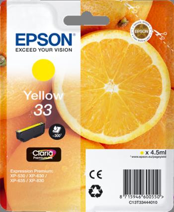 Comprar cartucho de tinta C13T33444010 de Epson online.