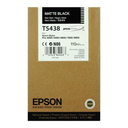 Comprar cartucho de tinta C13T543800 de Epson online.