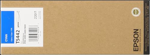 Cartucho de Tinta Cian 220 ml Epson T5442