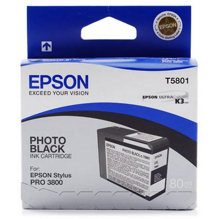 Comprar cartucho de tinta C13T580100 de Epson online.