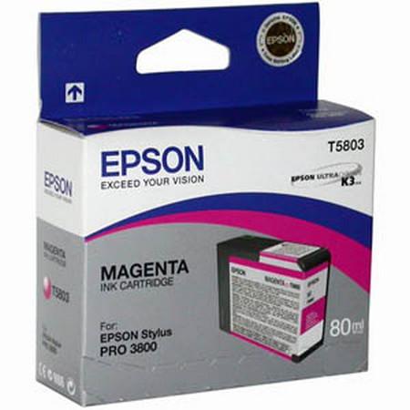 Comprar cartucho de tinta C13T580300 de Epson online.