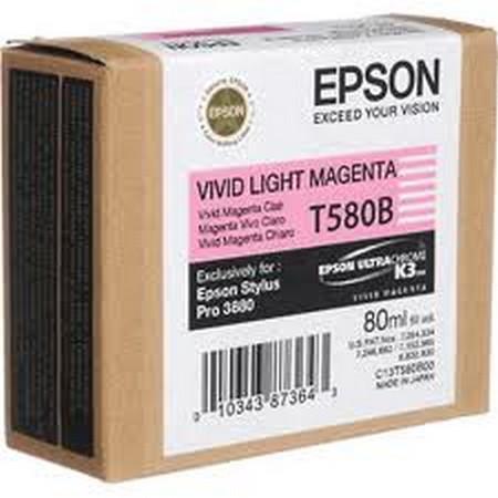 Comprar cartucho de tinta C13T580B00 de Epson online.