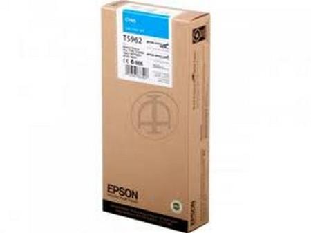 Cartuchos de tinta CARTUCHO DE TINTA CIAN 350 ML EPSON T5962