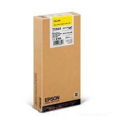 Cartuchos de tinta CARTUCHO DE TINTA AMARILLO 350 ML EPSON T5964