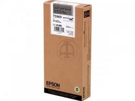Cartuchos de tinta CARTUCHO DE TINTA NEGRO 350 ML EPSON T5969