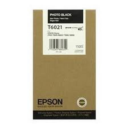 Comprar cartucho de tinta C13T602100 de Epson online.
