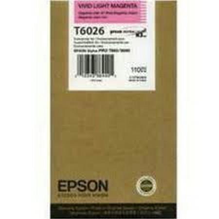 Comprar cartucho de tinta C13T602600 de Epson online.