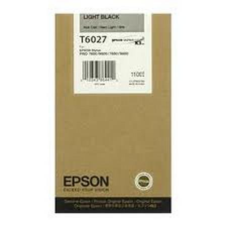 Comprar cartucho de tinta C13T602700 de Epson online.
